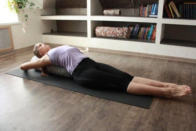 Йога для осанки - техника выполнения самых эффективных асанов