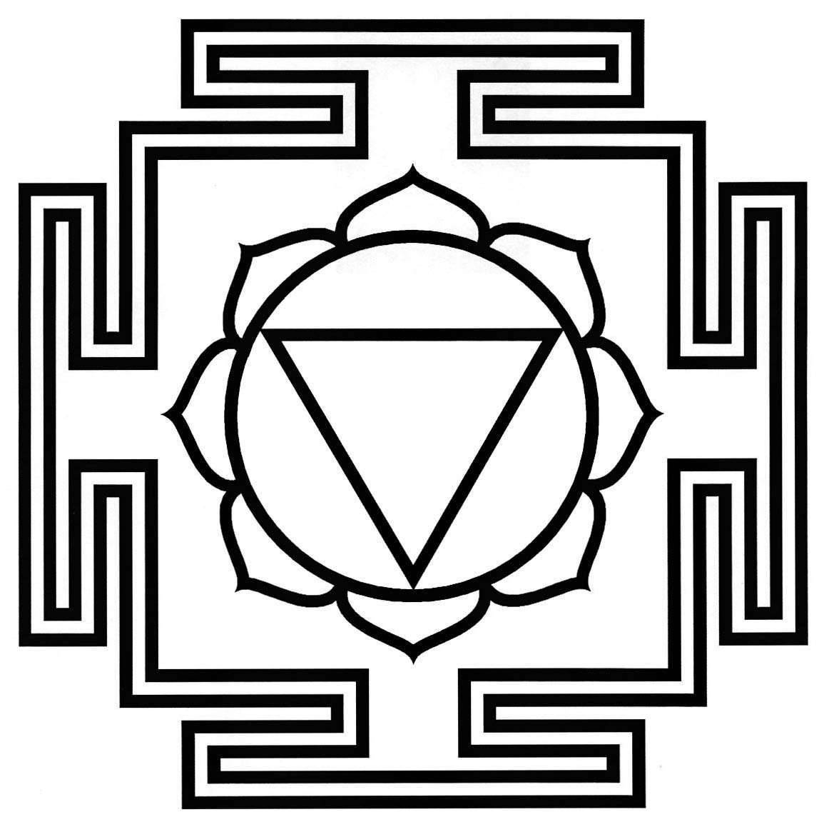Что собой представляет шри янтра мантра?