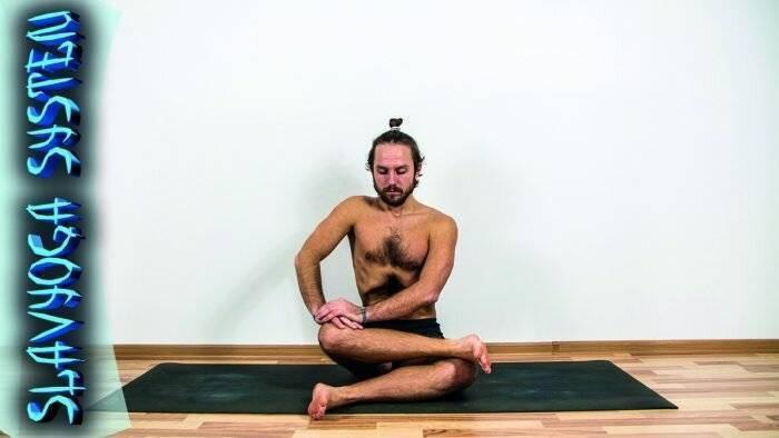 Пашчимоттанасана (пасчимоттанасана): техника выполнения этой позы растяжения спины и польза, а также противопоказания