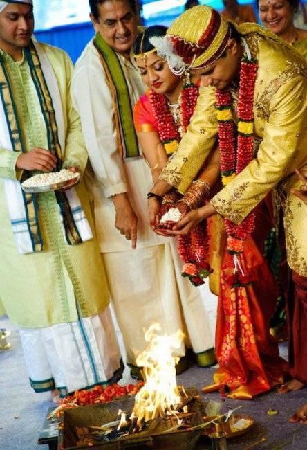 Индийская свадьба: традиции и ритуалы