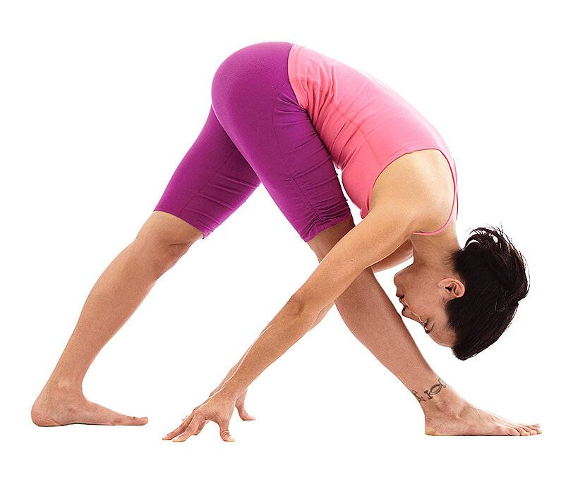 Асаны йоги с фото и описанием для начинающих, 31 упражнение