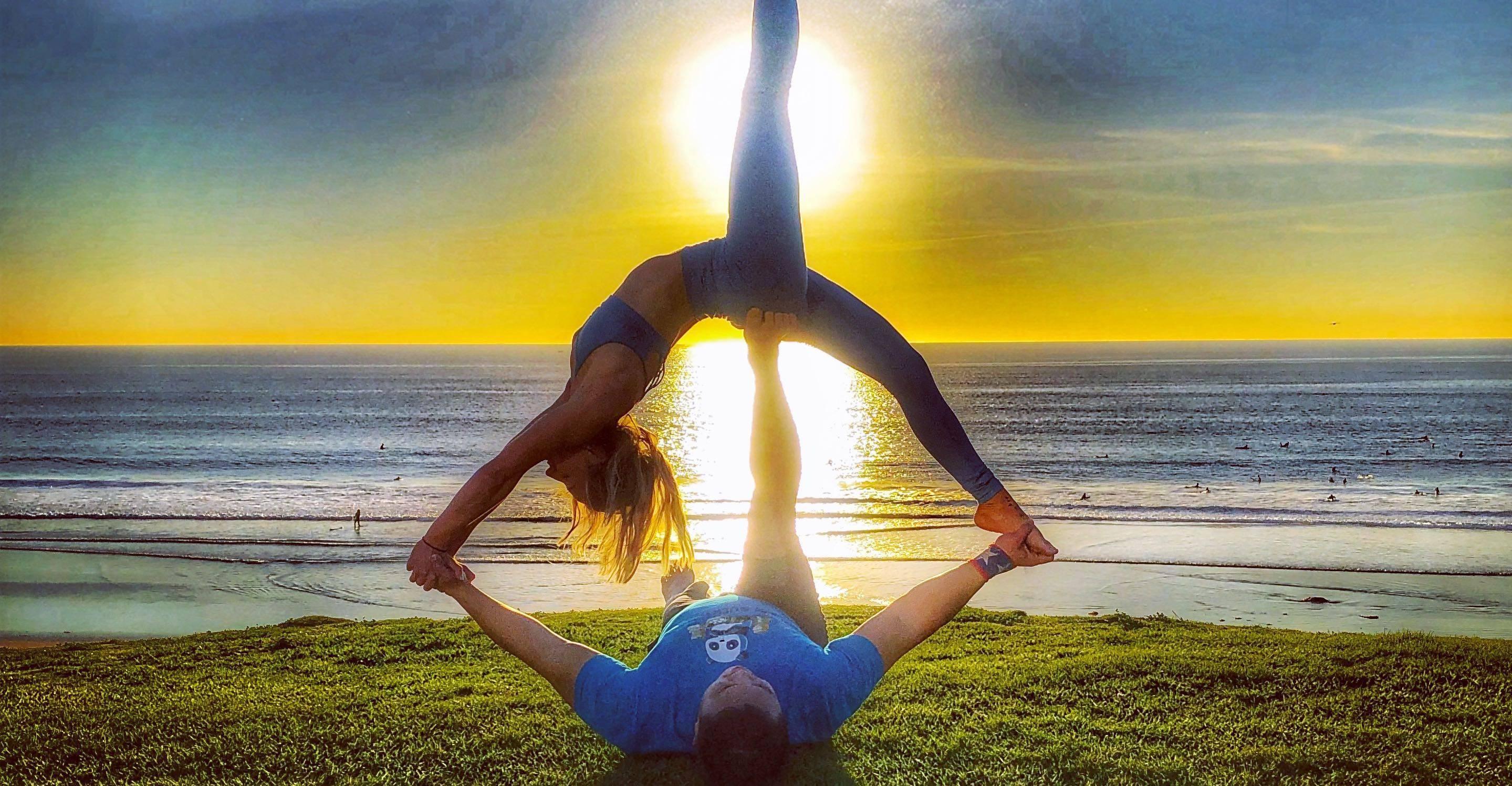 Йога для гармонии тела и ума