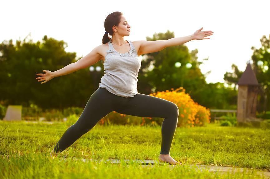 Йога для полных: упражнения с татьяной мыскиной для похудения