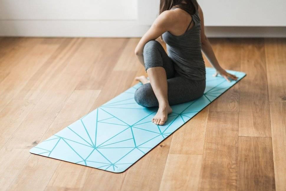 Выбираем коврик для йоги правильно