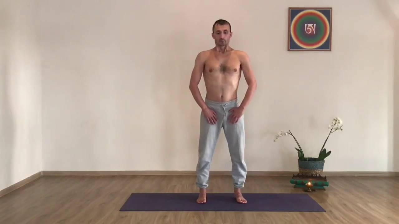 Практика наули – йога для живота