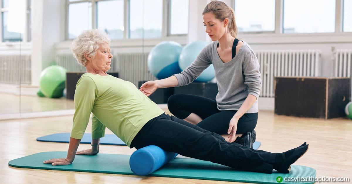Йога для пожилых после 50: комплекс упражнений