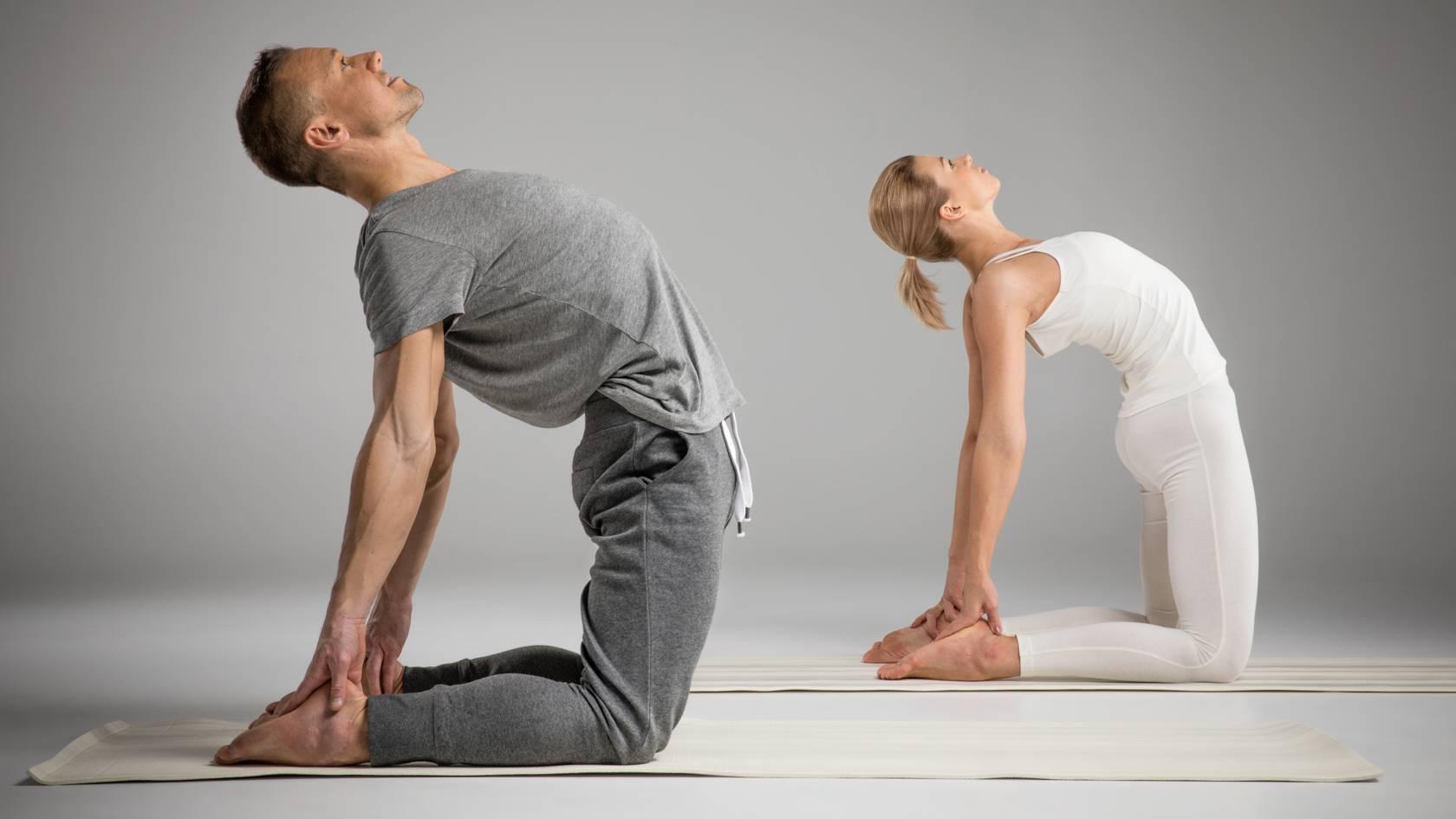Силовая йога (англ. power yoga): комплекс для похудения и формирования мышечного рельефа