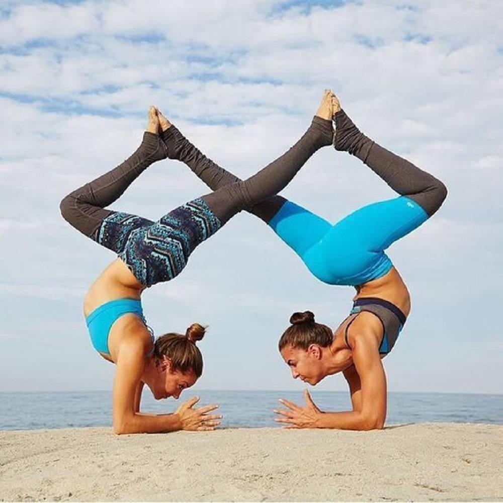 Прокачайте доверие в отношениях и улучшите здоровье: практика парной йоги для начинающих
