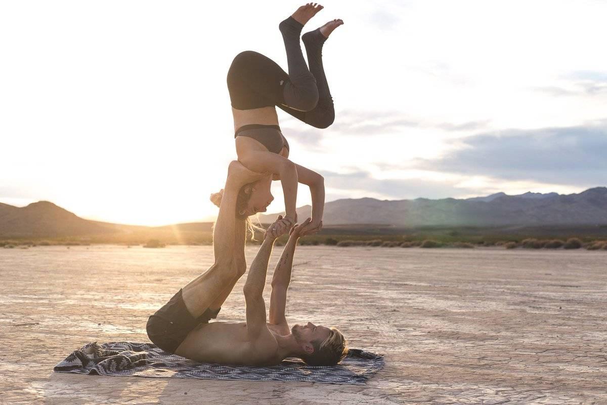 Тантра йога: 8 упражнений для гармонизации отношений.
