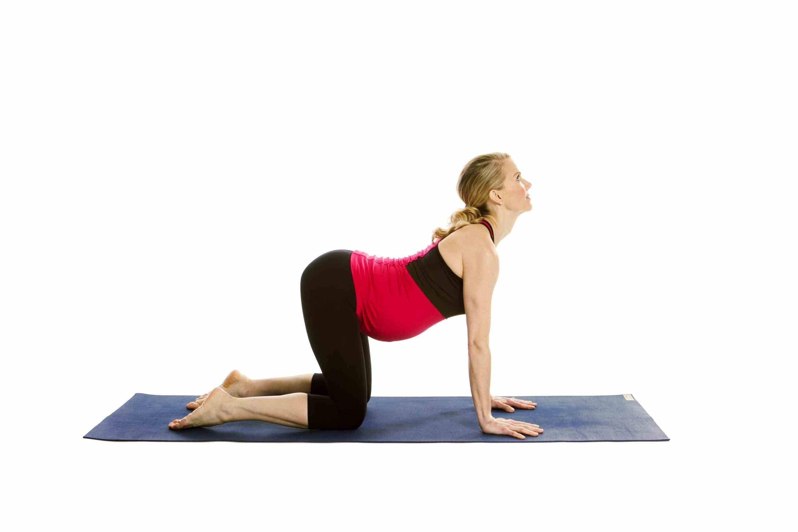 Йога при беременности: польза, вред и противопоказания - mamapedia
