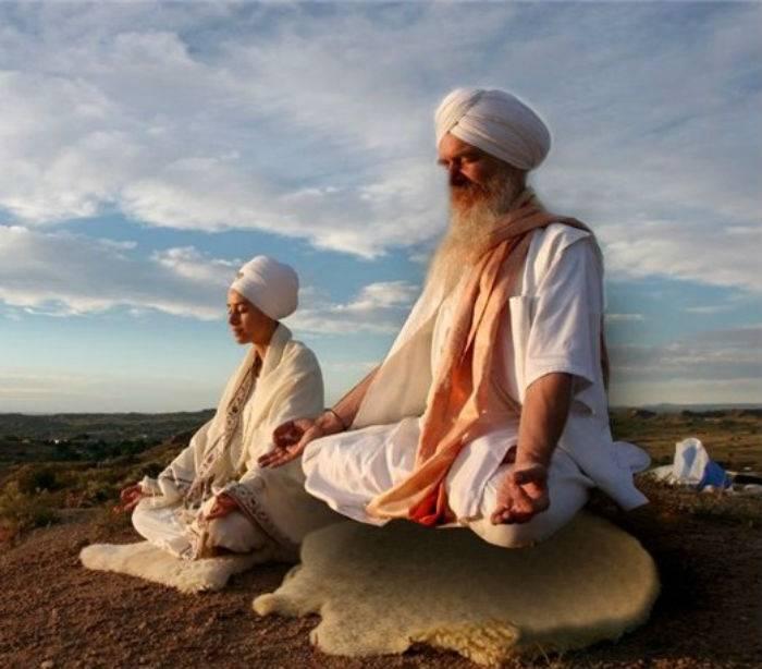 Духовный учитель и ученик