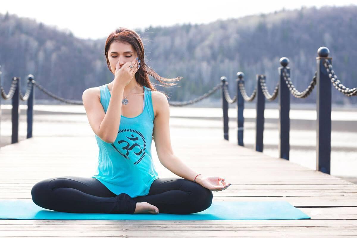 Утренний комплекс йоги