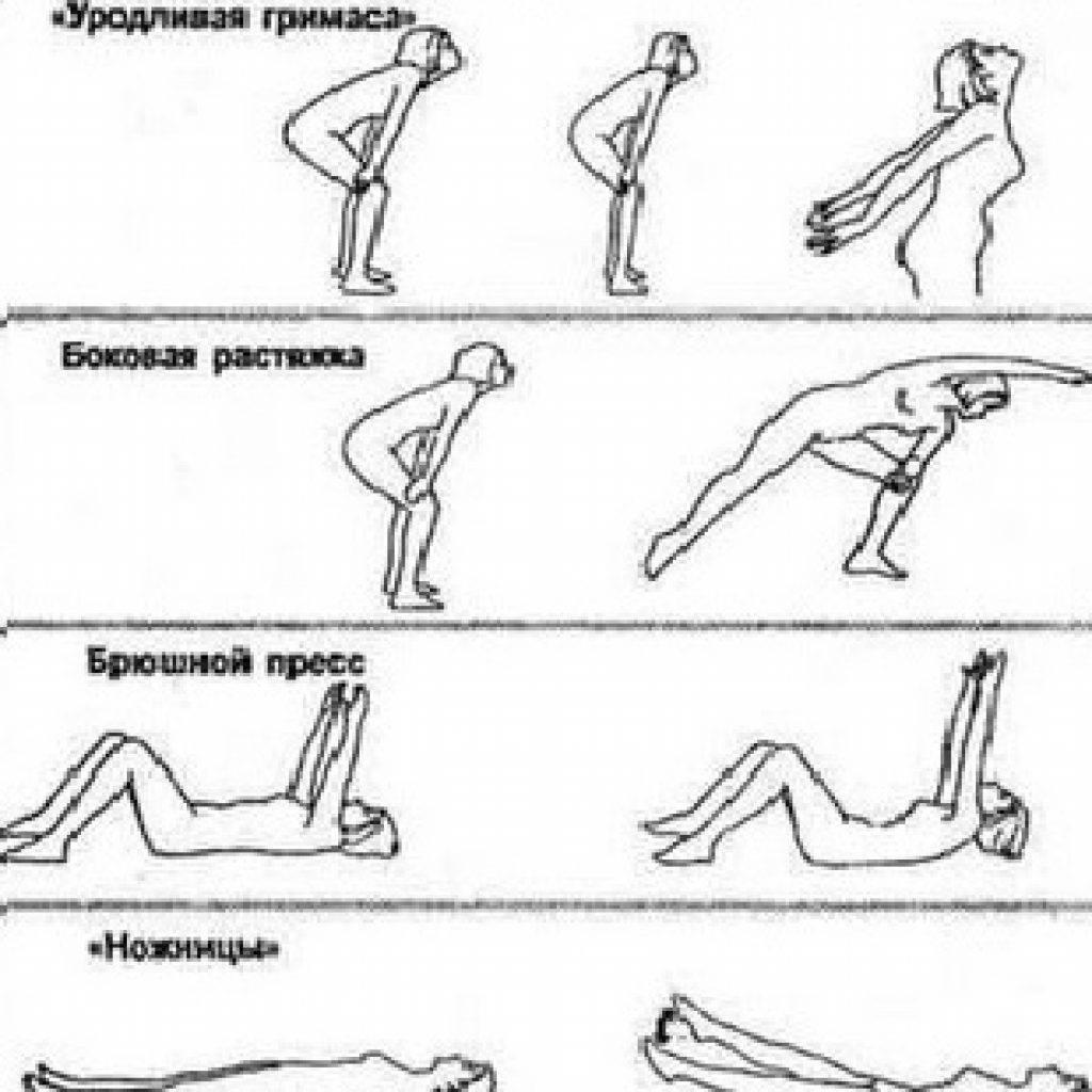 Дыхательная гимнастика для похудения живота: упражнения, правильное дыхание