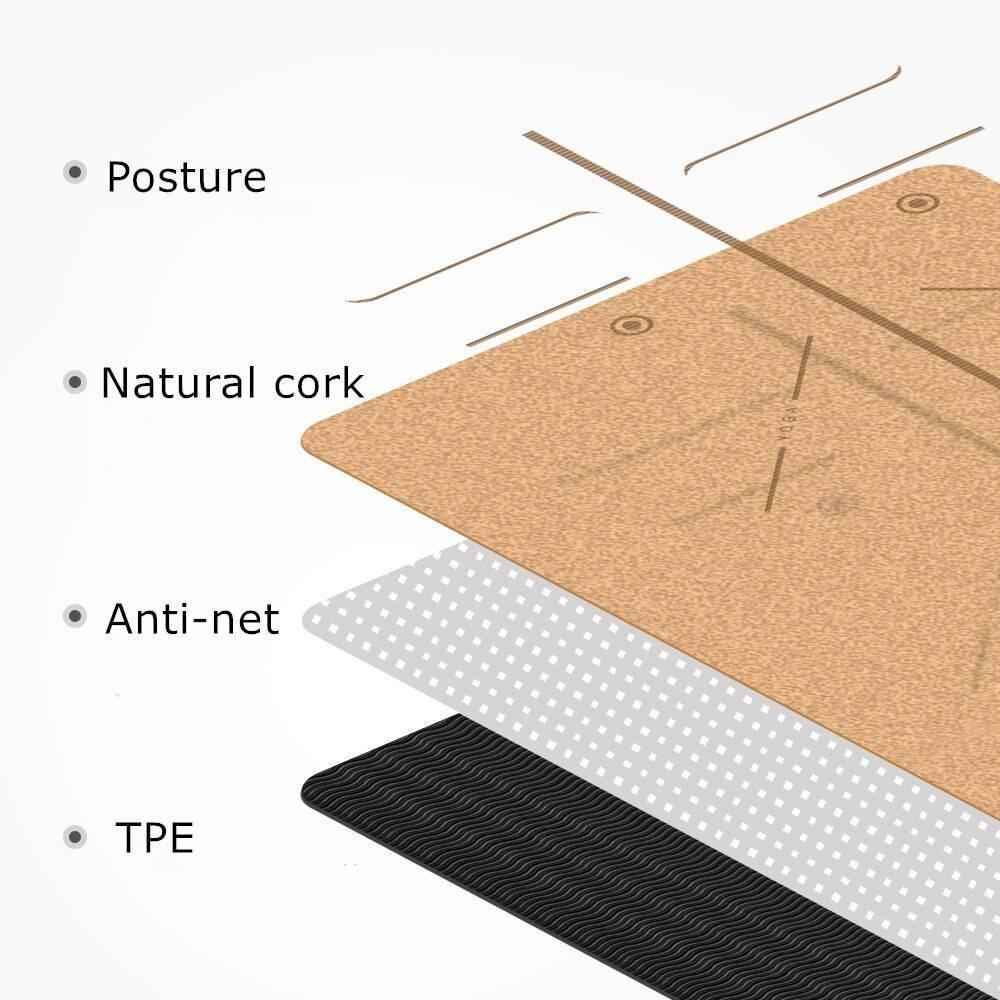 Как выбрать коврик для йоги: материал, размер, толщина и другие критерии