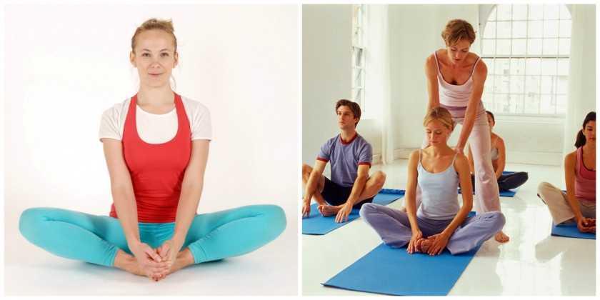 Как сесть в позу лотоса упражнения растяжка. | здоровье человека