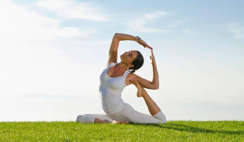 Влияние йоги на организм женщины