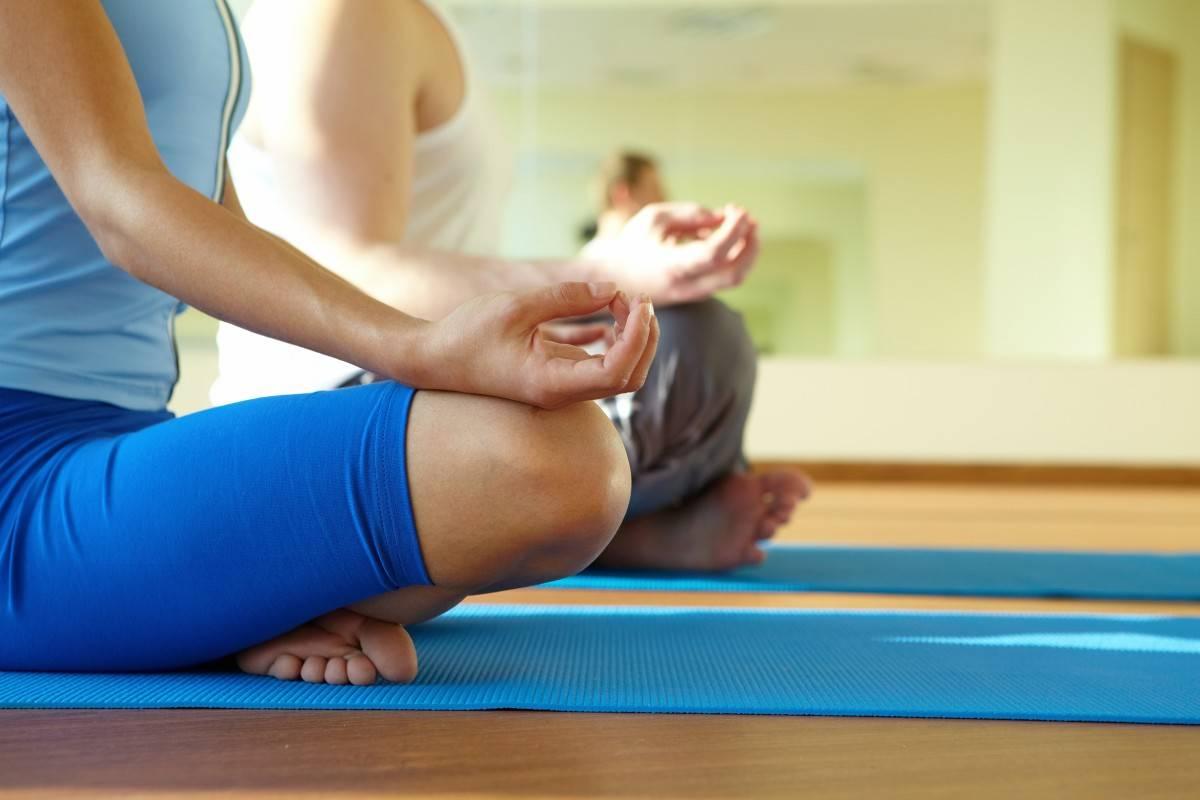 Онлайн-курс «основы йогатерапии»