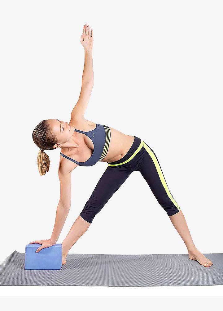 Блоки для йоги – есть ли от него польза?