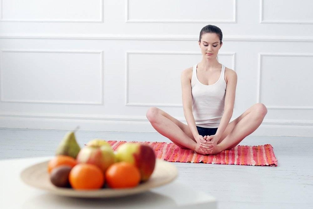 Питание как йога
