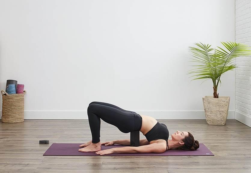 Сету бандха сарвангасана (поза моста в йоге): правильная техника выполнения с фото и важные рекомендации