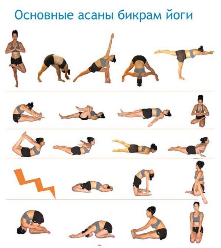 Йога для для похудения: эффективные упражнения для снижения веса