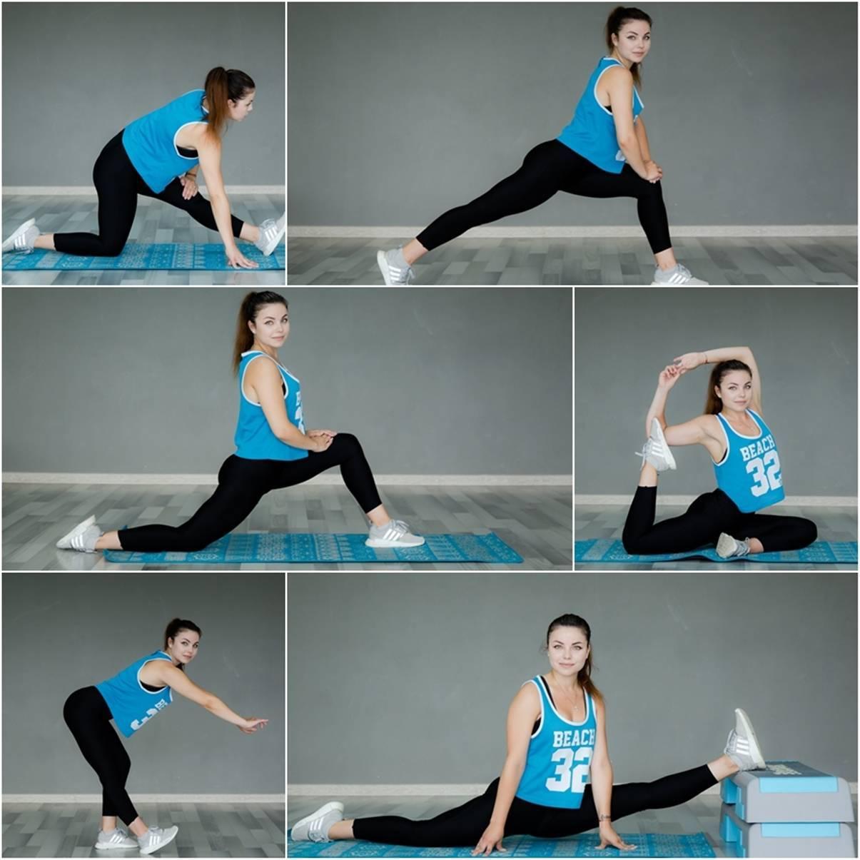 Как сесть на шпагат женщинам разных возрастов: советы и примеры упражнений на растяжку — женский журнал, красота и здоровье женщины — on-woman