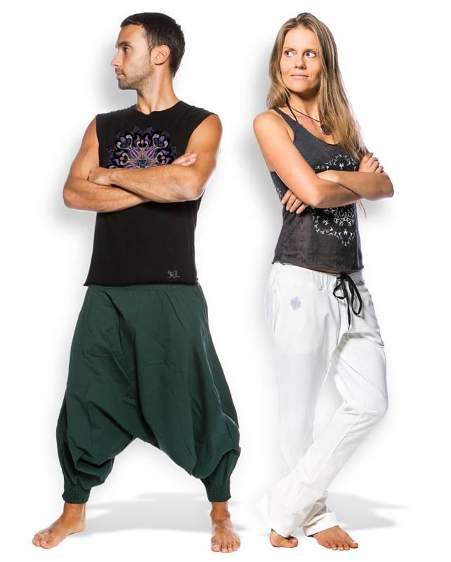 Одежда для йоги - как правильно выбрать