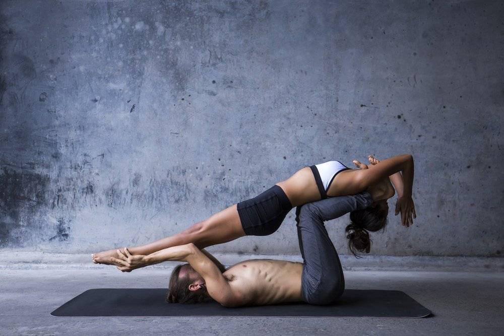 Йога в паре | slavyoga йога в паре — slavyoga