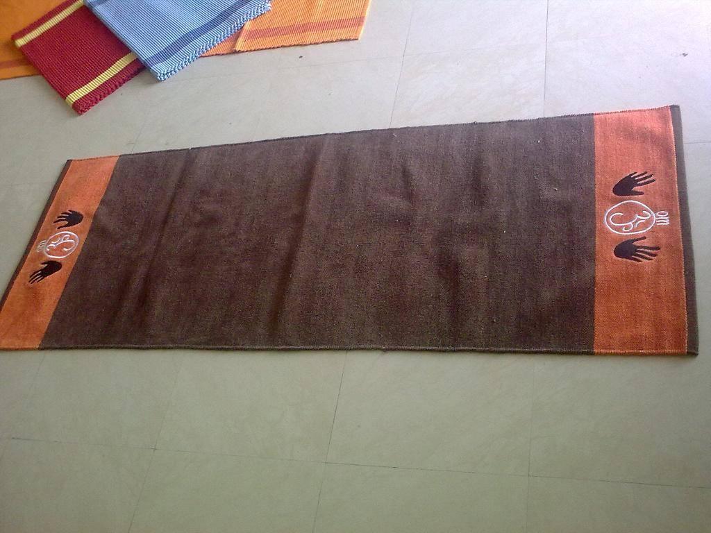 Как сшить коврик для йоги своими руками? обзор +видео