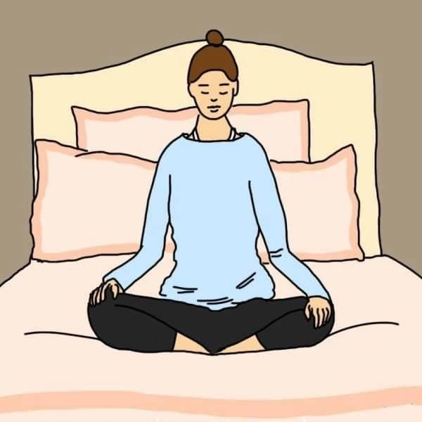 Вечерняя йога перед сном в домашних условиях