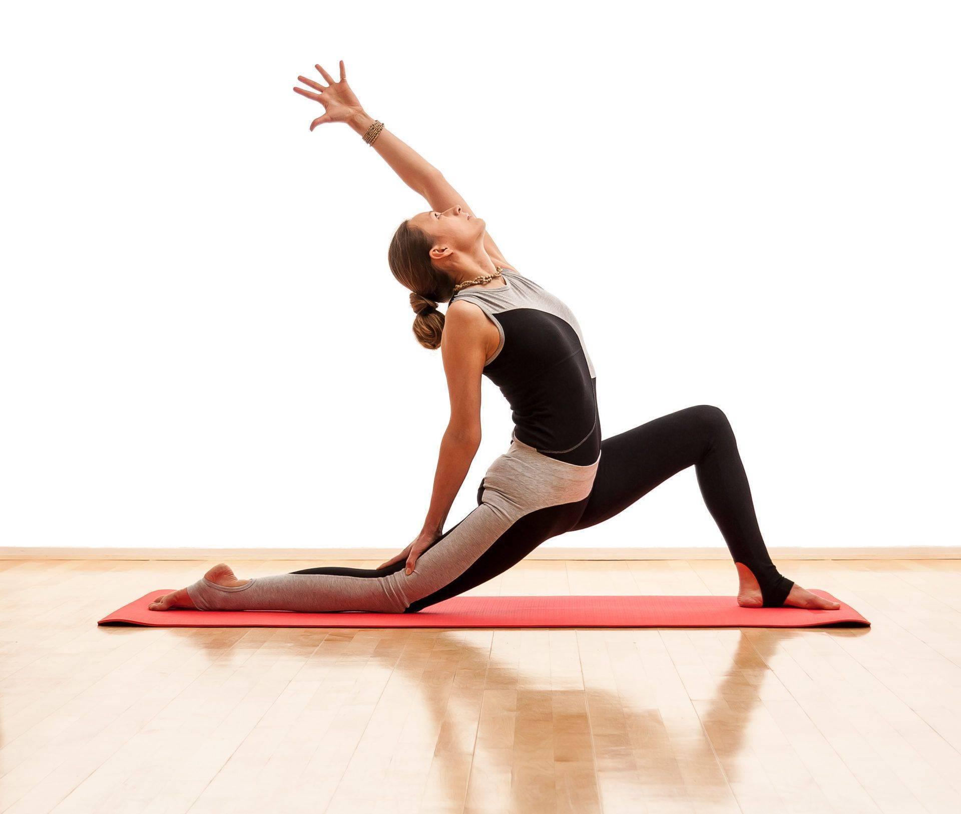 Йога для повышения либидо у женщин