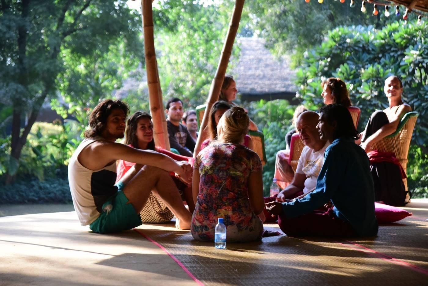 Динамическая медитация ошо - свами даши