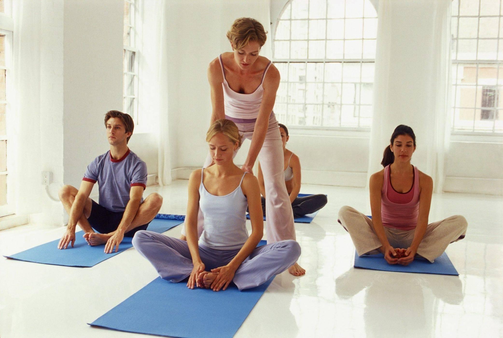 Воздействие различных техник йоги на женское здоровье