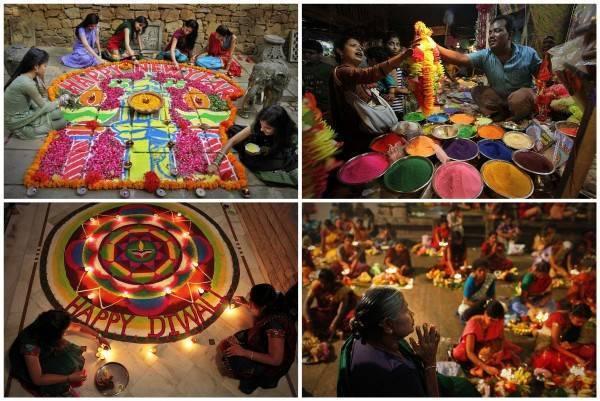 Праздник дивали - фестиваль огней в индии, отчет и отзывы от дикми