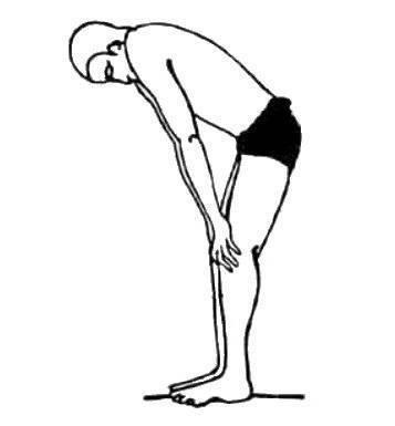 Уддияна бандха техника выполнения и действие бандхи - свами даши