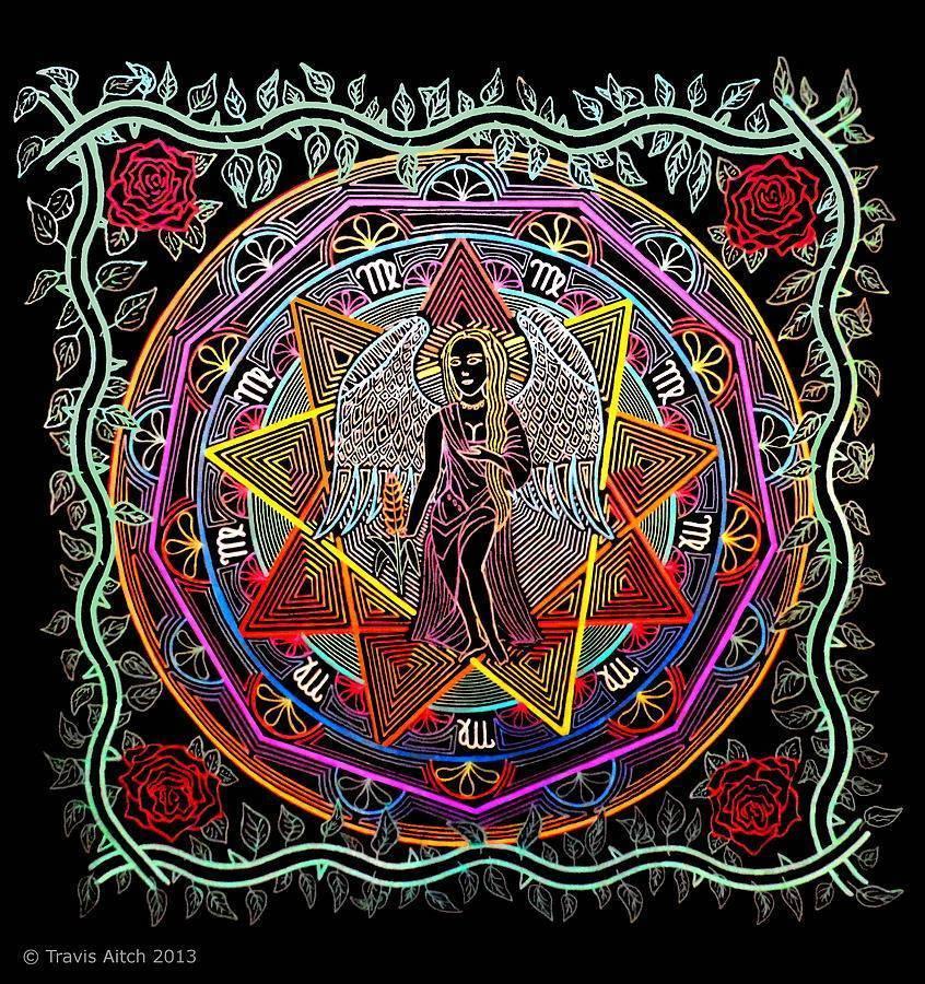 Янтра - что означает символ и для чего он нужен