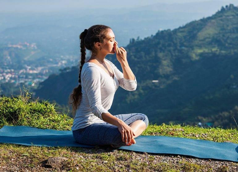 ➤ точечный массаж при простуде взрослому: традиционные способы лечения