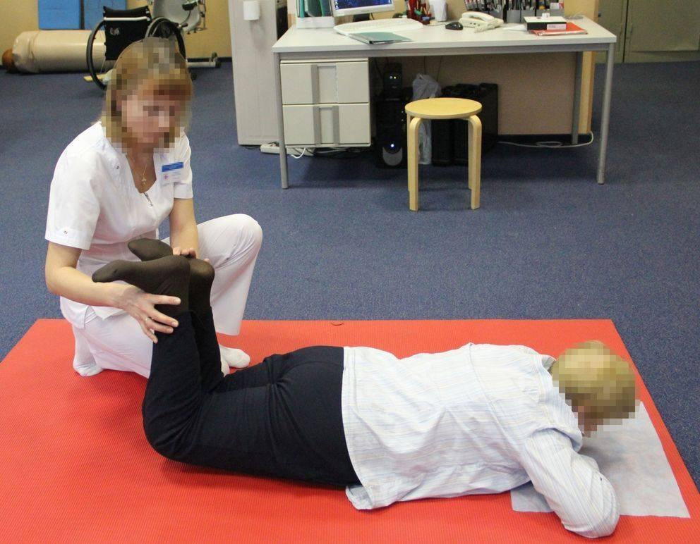 Протокол йогатерапии коленного сустава при гонартрозе