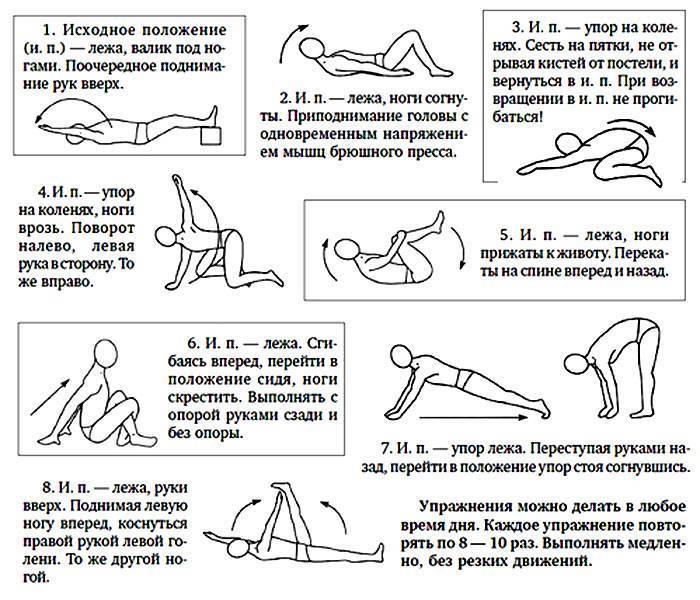 Основные методы профилактики остеохондроза