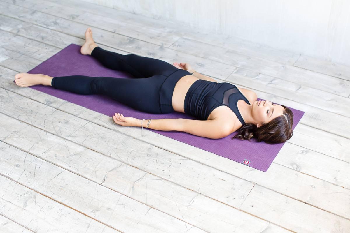 Шавасана метод глубокого расслабления - yoga for me