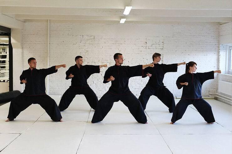 Кэмпо – мир боевых искусств