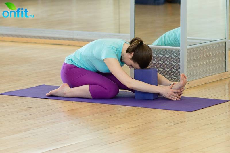 Секреты выполнения трианг мукха эка пада пашчимоттанасаны, техника позы в йоге, польза асаны