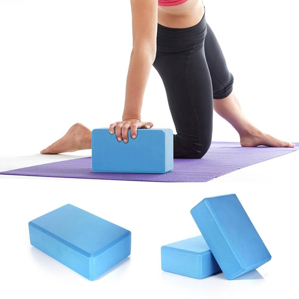 Упражнения с блоком для йоги - блог decathlon