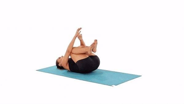 Йога для беременных в третьем триместре