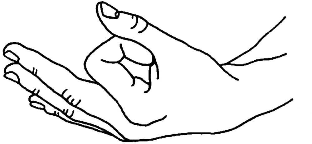 Матанги-мудра. исцеляющая сила мудр. здоровье на кончиках пальцев