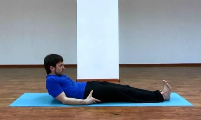 Йога при грыже пояснично-крестцового отдела позвоночника, видео