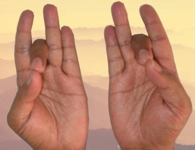 Йога рук мудры. польза, фото и инструкция. — полезный.про