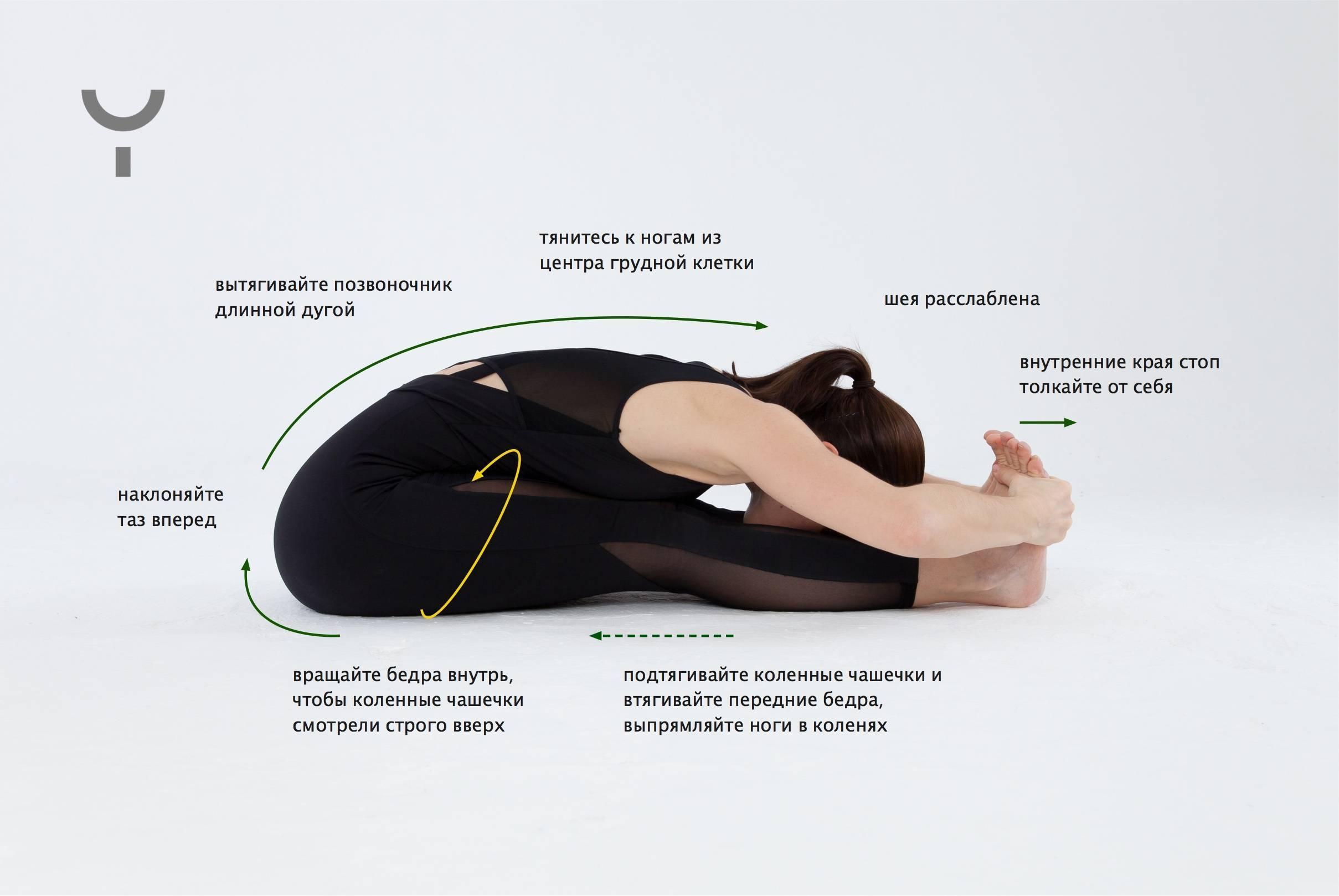 Секреты выполнения пурвоттанасаны, техника позы перевернутой планки в йоге, польза асаны