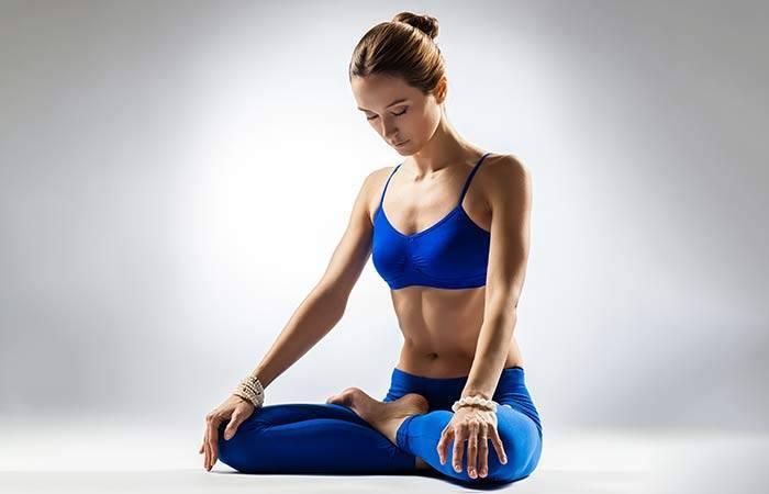 Дыхательная йога (пранаяма) для похудения