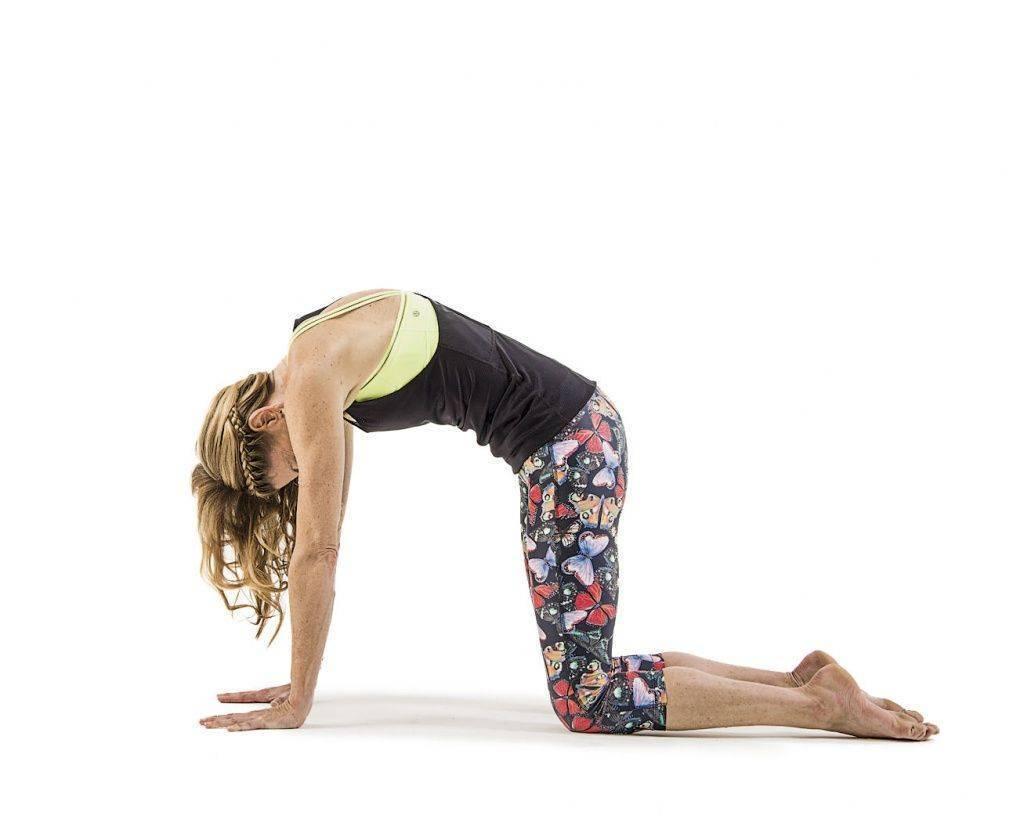 Йога для укрепления мышц: ягодиц, спины, тазового дна, ног, живота, шеи